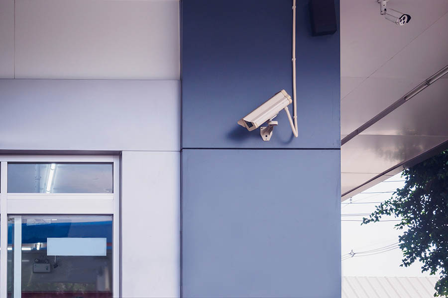 How to Minimize Your New Business Surveillance Camera Blind Spots