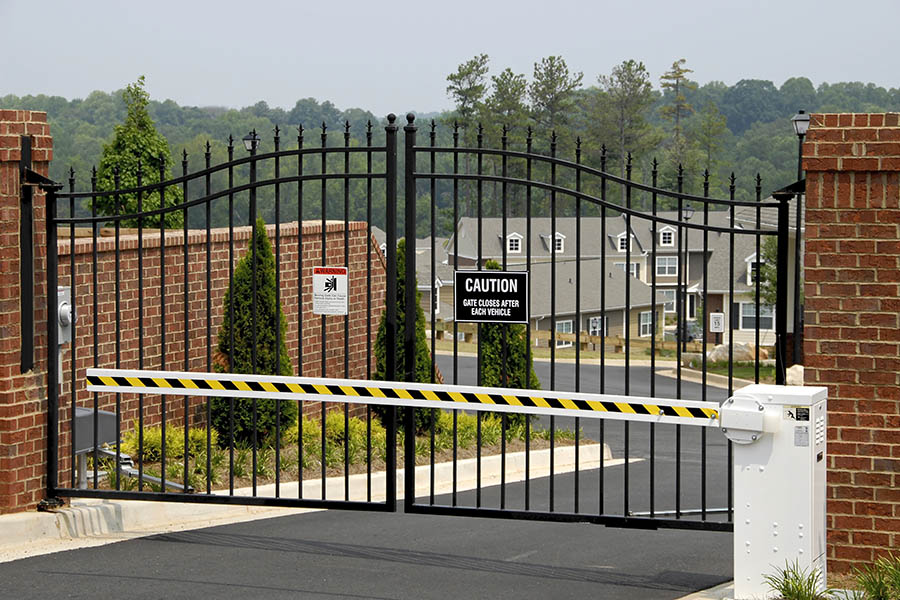 Why Your Multifamily Development Should Have a Security Gate