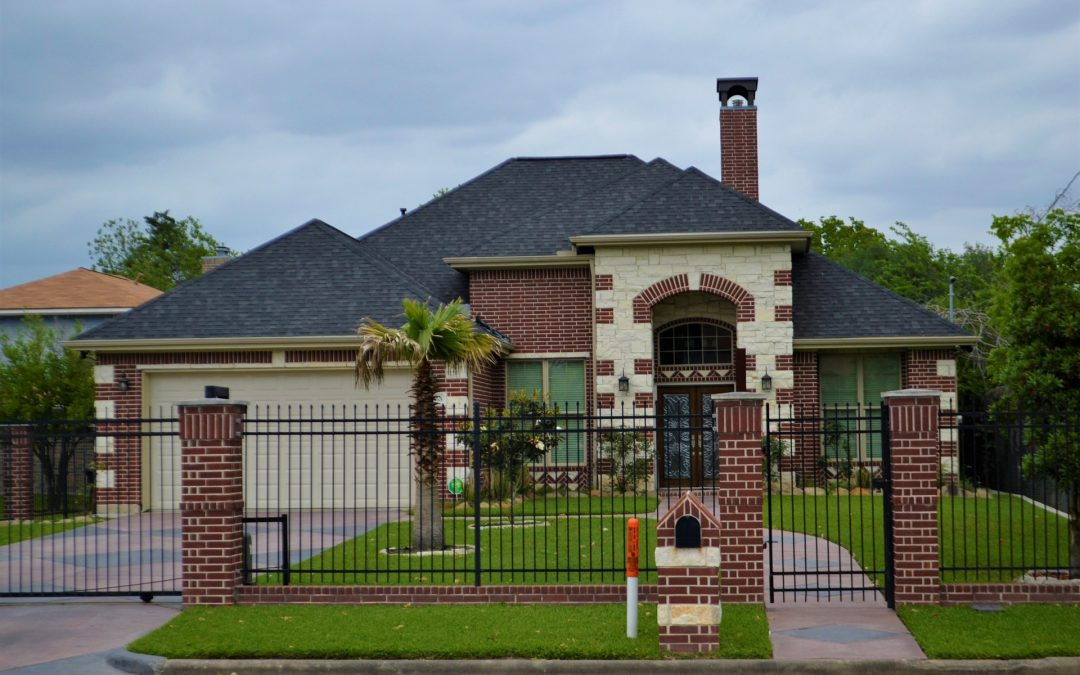 How Automatic Vehicle Gates Can Increase Home Security